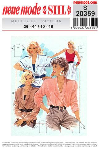 Neue Mode 20359neu