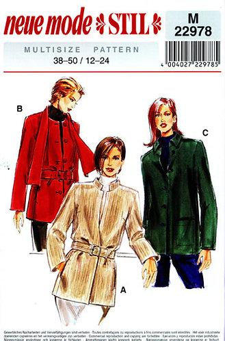Neue Mode 22978neu