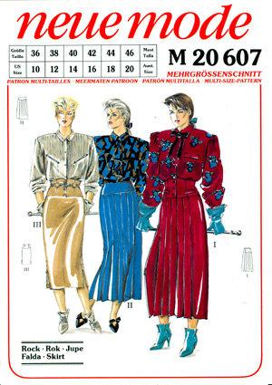 Neue Mode 20607neu