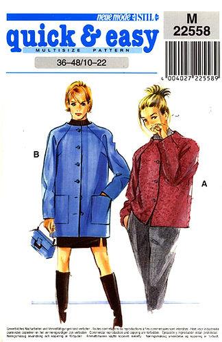 Neue Mode 22558neu