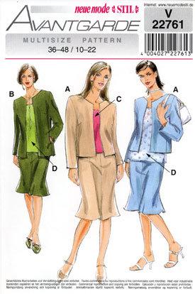 Neue Mode 22761neu