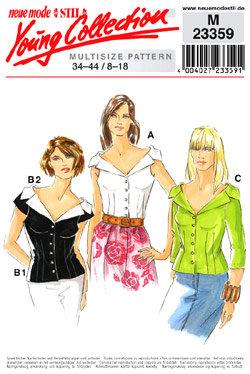 Neue Mode 23359neu