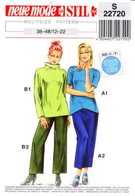 Neue Mode 22720neu