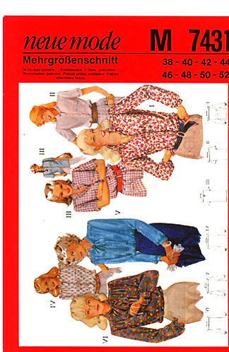 Neue Mode 7431neu