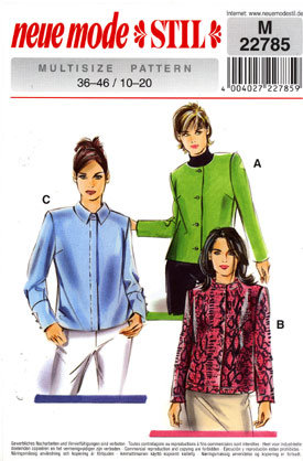 Neue Mode 22785neu