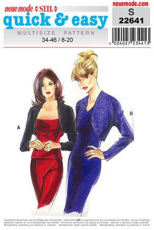 Neue Mode 22641neu
