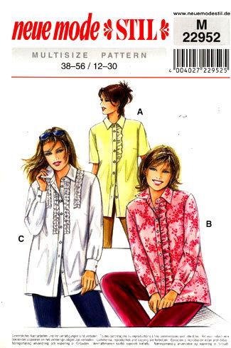 Neue Mode 22952neu