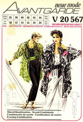 Neue Mode 20567neu