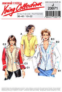 Neue Mode 23071neu