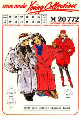 Neue Mode 20772neu