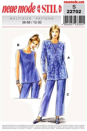 Neue Mode 22702neu
