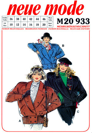 Neue Mode 20933neu