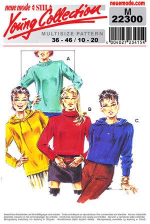 Neue Mode 22300neu