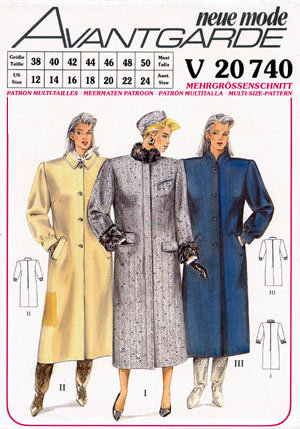 Neue Mode 20740neu