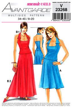 Neue Mode 23268neu