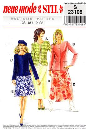 Neue Mode 23108neu
