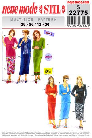 Neue Mode 22775neu