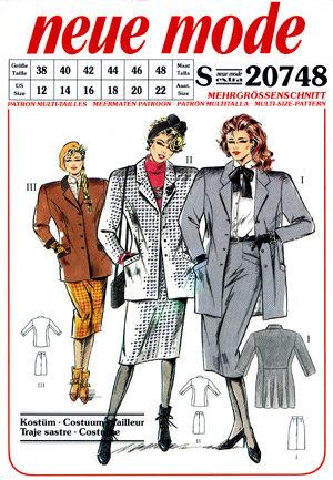 Neue Mode 20748neu