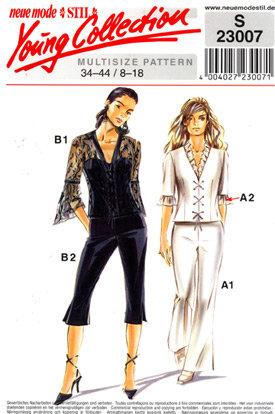 Neue Mode 23007neu