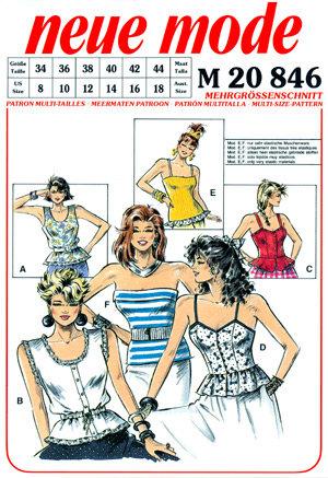 Neue Mode 20846neu