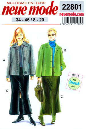 Neue Mode 22801neu