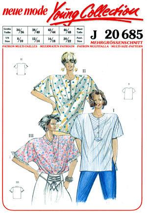 Neue Mode 20685neu