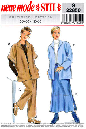 Neue Mode 22850neu