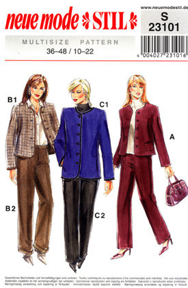 Neue Mode 23101neu