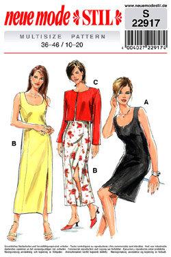 Neue Mode 22917neu