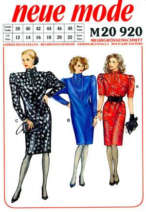 Neue Mode 20920neu