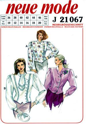 Neue Mode 21067neu