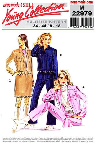 Neue Mode 22979neu