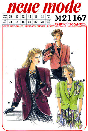 Neue Mode 21167neu