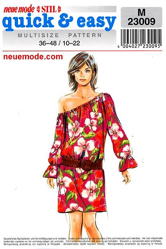 Neue Mode 23009neu