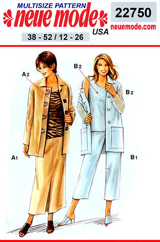 Neue Mode 22750neu