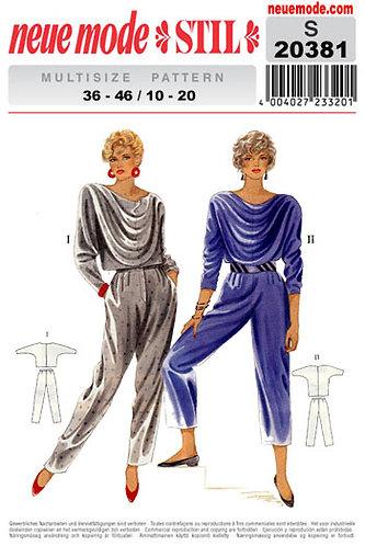 Neue Mode 20381neu