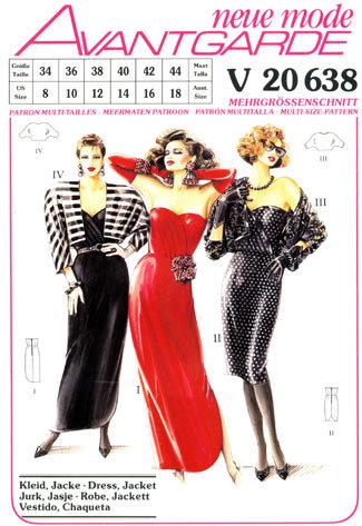 Neue Mode 20638neu