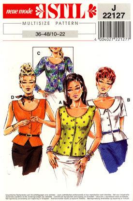 Neue Mode 22127neu