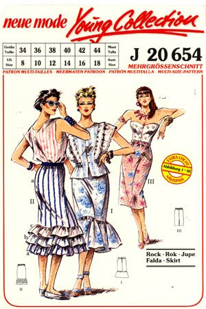 Neue Mode 20654neu