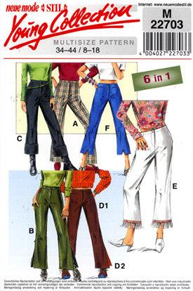 Neue Mode 22703neu