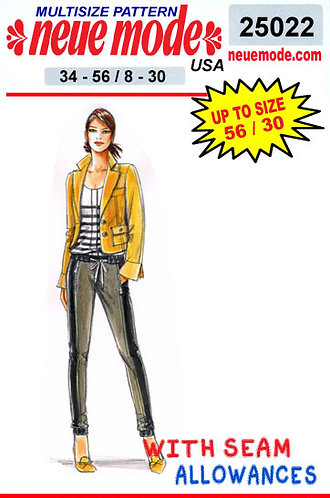 Neue Mode 25022neu