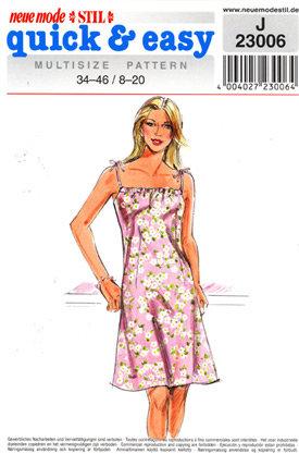 Neue Mode 23006neu