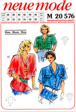 Neue Mode 20576neu