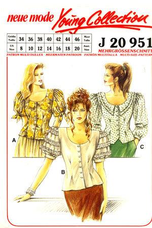 Neue Mode 20951neu