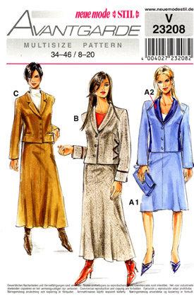 Neue Mode 23208neu