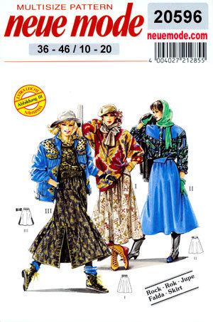 Neue Mode 20596neu