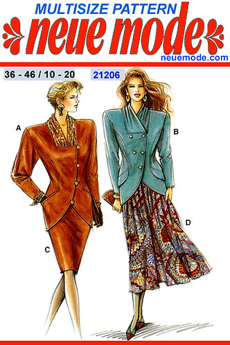 Neue Mode 21206neu