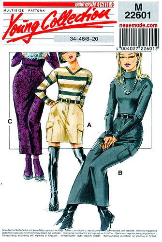 Neue Mode 22601neu