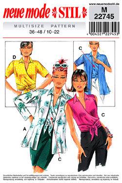 Neue Mode 22745neu