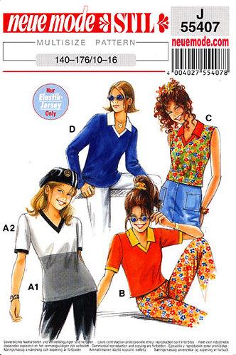 Neue Mode 55407neu